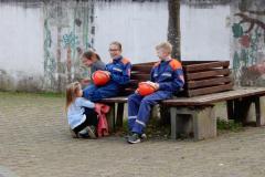 Jugendfeuerwehr Übung  09.2020