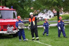 Jugendübung in Kirchlauter