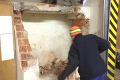 Renovierung Feuerwehrhaus 2016
