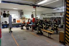 Übung Vegetations- und Waldbrände 27.09.2020