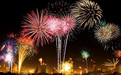 Feuerwerk zu Silvester – 10 Tipps für Ihre Sicherheit