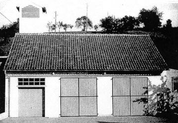 1966 – Kreisfeuerwehrtag des alten Landkreises Ebern in Neubrunn und Übergabe des Feuerwehrgerätehauses