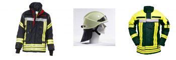 2018 – Anschaffung neuer Schutzanzüge und Helme